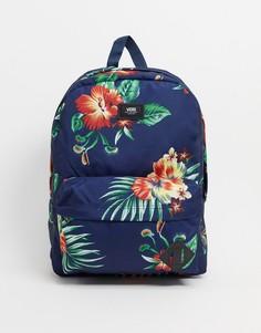 Рюкзак с цветочным принтом Vans Old Skool-Мульти