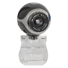 Web-камера DEFENDER C-090, белый и черный [63090]