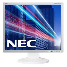 """Монитор NEC MultiSync EA193Mi 19"""", серебристый и белый"""