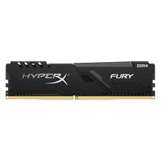 Модуль памяти KINGSTON HyperX FURY Black HX426C16FB3/16 DDR4 - 16ГБ 2666, DIMM, Ret