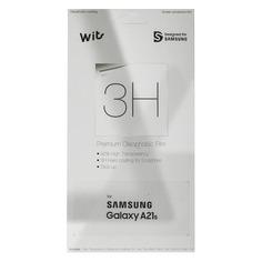 Защитная пленка для экрана SAMSUNG Wits для Samsung Galaxy A21s, прозрачная, 1 шт [gp-tfa217wsatr]