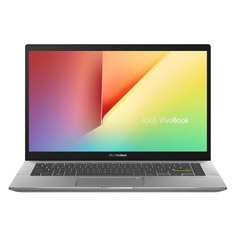 "Ноутбук ASUS VivoBook S433FA-EB069T, 14"", Intel Core i5 10210U 1.6ГГц, 8ГБ, 256ГБ SSD, Intel UHD Graphics , Windows 10, 90NB0Q04-M01940, черный"
