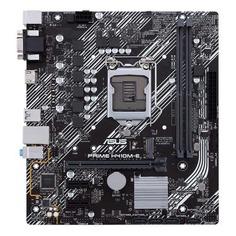 Материнская плата ASUS PRIME H410M-E, LGA 1200, Intel H410, mATX, Ret