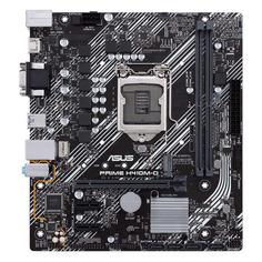 Материнская плата ASUS PRIME H410M-D, LGA 1200, Intel H410, mATX, Ret