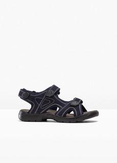 Туристическая обувь Сандалии из замши Bonprix
