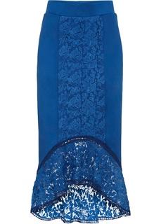Длинные юбки Юбка с кружевным подолом Bonprix
