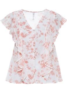 Блузки с коротким рукавом Блузка с коротким рукавом Bonprix