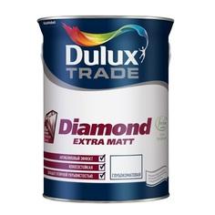 Краска Dulux diamond extra matt bw 5л.