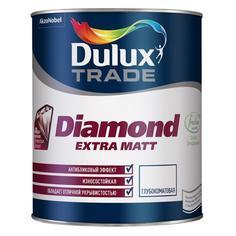 Краска Dulux diamond extra matt bc 0.9л