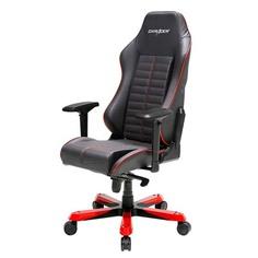 Кресло компьютерное DXRacer Iron Black/Red (OH/IS188/NR)