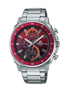 Японские наручные мужские часы Casio EFV-600D-4AVUEF. Коллекция Edifice