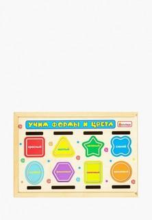 Набор игровой Alatoys Сортер Учим формы и цвета