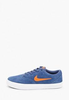 Кеды Nike NIKE SB CHARGE SUEDE