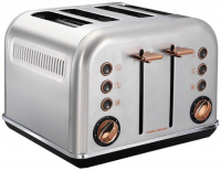 Тостер MORPHY RICHARDS 4 slices Accents Rose Gold and Brushed (242105)