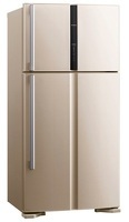 Холодильник Hitachi R-V662 PU3 BEG