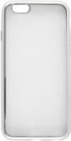 Чехол Red Line iBox Blaze для iPhone 5/5S/SE, серебристая рамка (УТ000009619)