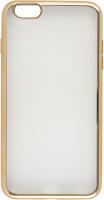 """Чехол Red Line iBox Blaze iPhone 6 Plus/6S Plus (5.5""""), золотая рамка (УТ000008423)"""