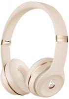 Беспроводные наушники с микрофоном Beats Solo3 Wireless Satin Gold (MX462EE/A)