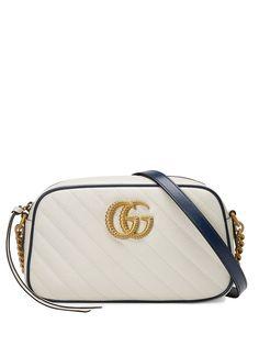 Gucci маленькая сумка на плечо Marmont