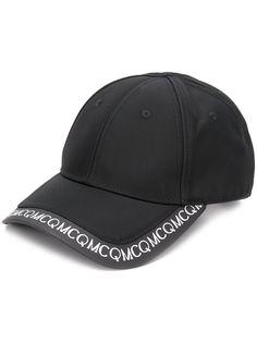 McQ Alexander McQueen бейсболка с логотипом
