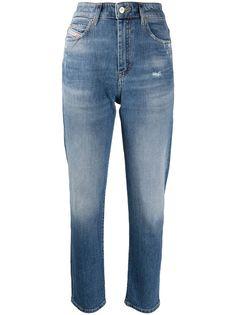 Diesel джинсы D-Eiselle прямого кроя