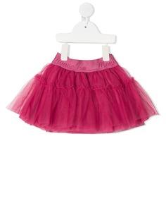 Monnalisa пышная юбка из тюля