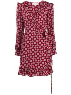 Michael Kors платье с запахом