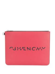 Givenchy клатч с логотипом
