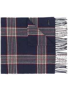 Salvatore Ferragamo клетчатый шарф