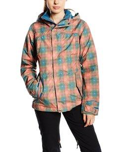 Куртка для сноуборда Burton 14-15 Wb Jet Set Jk Coraline/Flynn/Plaid - XS