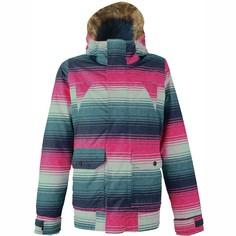 Куртка для сноуборда Burton Wb Cassidy Jk Scout/Pcnc/Blnkt/Stp - S