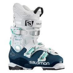 Ботинки горнолыжные Salomon 16-17 Quest Access 70W Petrol Bl/White - 26,5 см