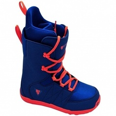 Ботинки сноубордические BF Snowboards 18-19 Techno Blue/Orange - 30,0 EUR