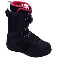 Ботинки сноубордические BF Snowboards 18-19 Attitude Black/Purple - 38,0 EUR