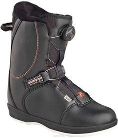 Ботинки сноубордические Head 18-19 Jr Boa - 38,0/39,5 EUR