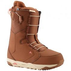Ботинки сноубордические Burton 19-20 Limelight Speedzone Brown Sugar - 41,5 EUR
