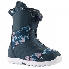 Ботинки сноубордические Burton 19-20 Mint Boa Midnight Blue/Multi - 40,0 EUR
