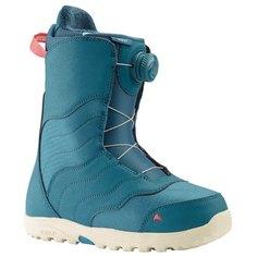 Ботинки сноубордические Burton 19-20 Mint Boa Storm Blue - 40,5 EUR