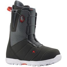 Ботинки сноубордические Burton 19-20 Moto Speedzone Gray/Red - 43,0 EUR