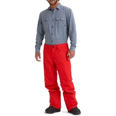 Штаны для сноуборда Burton 19-20 M Gore Vent Pt Flame Scarlet - XL
