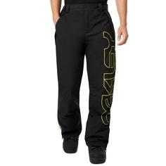 Штаны для сноуборда Oakley 19-20 Cedar Ridge Insula2l 10K Pant Blackout - M