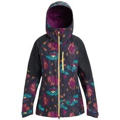 Куртка для сноуборда Burton 19-20 W Ak Gore Upshft Jk Bnaflr/Trublk - S