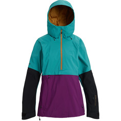 Куртка для сноуборда Burton 19-20 W Ak Gore Km 2L Jk Gbslat/Carsma/Trublk - S