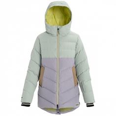 Куртка для сноуборда Burton 19-20 W Loyle Jk Aquagr/Lilac/Tmbwlf - S
