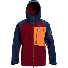 Куртка для сноуборда Burton 19-20 M Ak Gore Cyclic Jk Ptroyl/Drsblu/Russet - L
