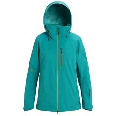 Куртка для сноуборда Burton 19-20 W Ak Gore Embark Jk Green/Blue Slate - M