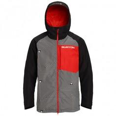 Куртка для сноуборда Burton 19-20 M Gore Radial Jk Slm Spunot/Trublk/Fmscar - M