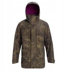 Куртка для сноуборда Burton 19-20 M Gore Vagabond Jk Worn Camo - XL