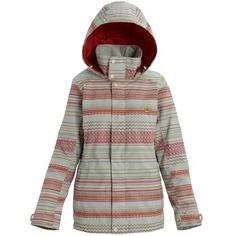 Куртка для сноуборда Burton 19-20 W Jet Set Jk Aqua Gray Revel - M