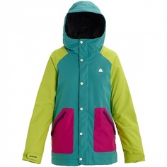 Куртка для сноуборда Burton 19-20 Wb Eastfall Jk Gbslat/Tensho/Fuchsi - L